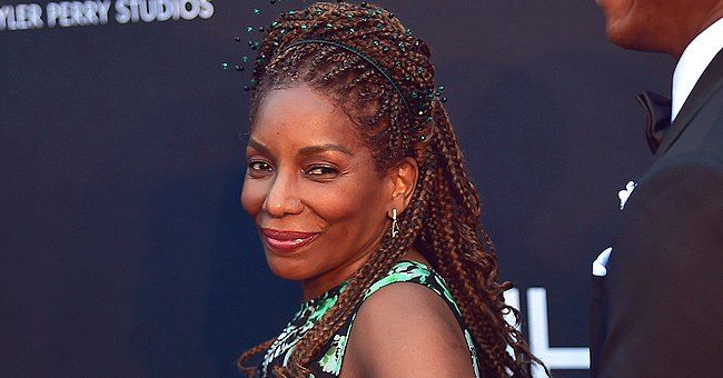 Stephanie Mills Shares a TBT Photo of Her Nephew & Michael Jackson before His Plastic Surgery