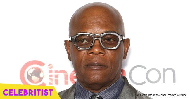 Samuel L. Jackson shared throwback photo of his mother, showing their uncanny resemblance