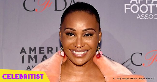 Cynthia Bailey's grown daughter heats up talk looking just like her mom in backless dress in pics