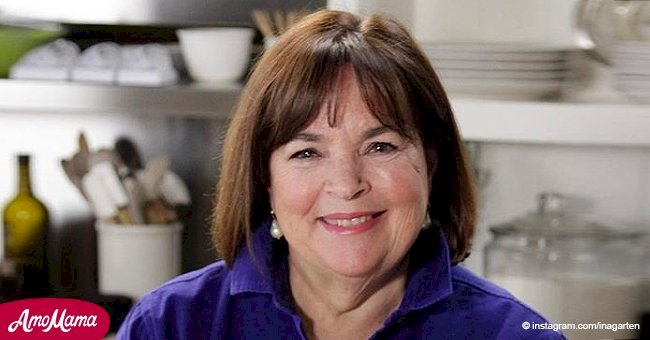 'Barefoot Contessa' Ina Garten shares her recipe for a successful marriage