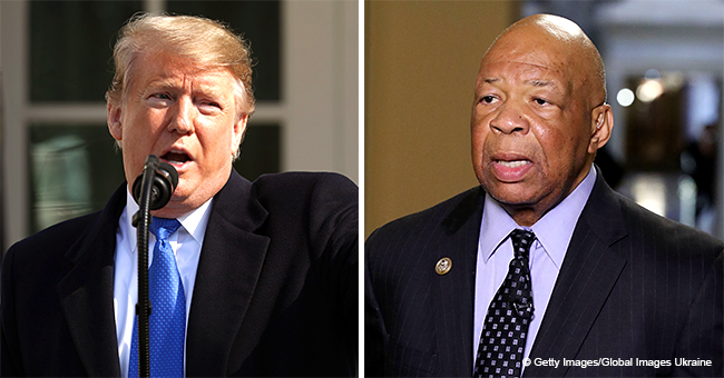 Trump Sues Elijah Cummings to Block Subpoena for Financial Records