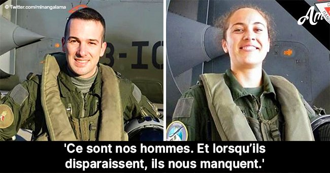 L' accident du Mirage 2000 : la femme du défunt donne une interview touchante en la mémoire de son mari