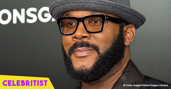 Tyler Perry's longtime partner flaunts enviable legs in pink and yellow swimsuit in recent photo