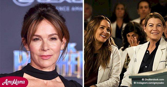 'Dirty Dancing' Jennifer Grey joins 'Grey's Anatomy' for a secret multi-episode role