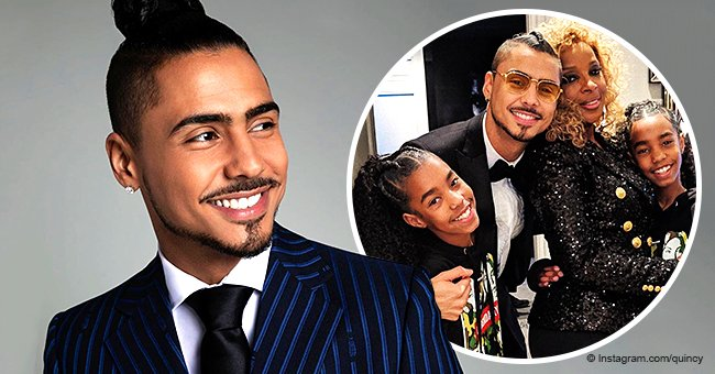 Kim Porter's son Quincy Brown shares picture with Mary J Blige in celebration of her 48th birthday