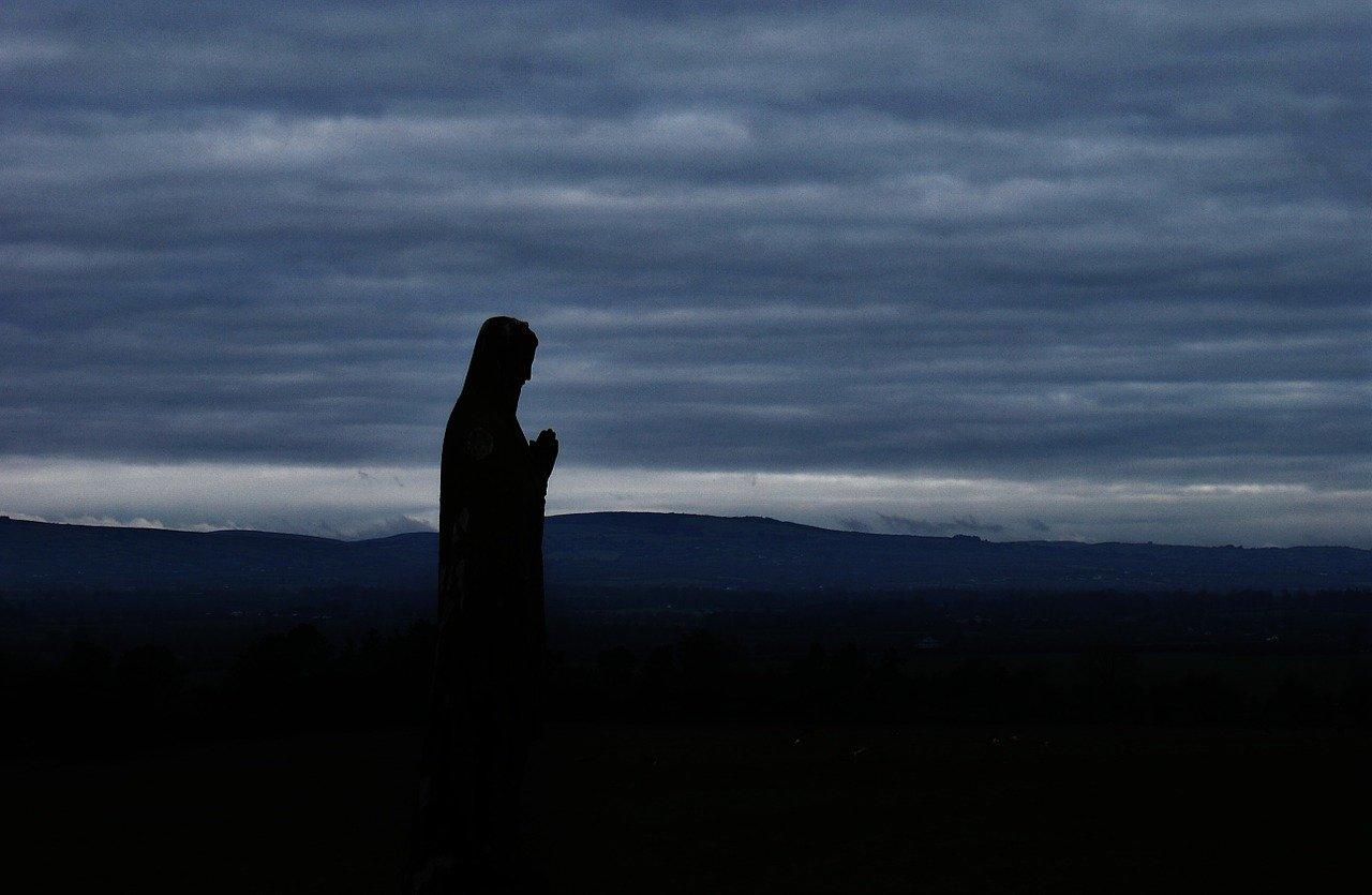 La Virgen María.|Fuente: Pixabay