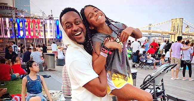 'Family Matters' Star Jaleel White Shares Photos with Look-Alike Daughter at the NFL Game