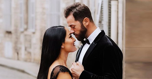 Nikki Bella & Artem Chigvintsev Share Their Excitement as They Reveal Their Wedding Plans