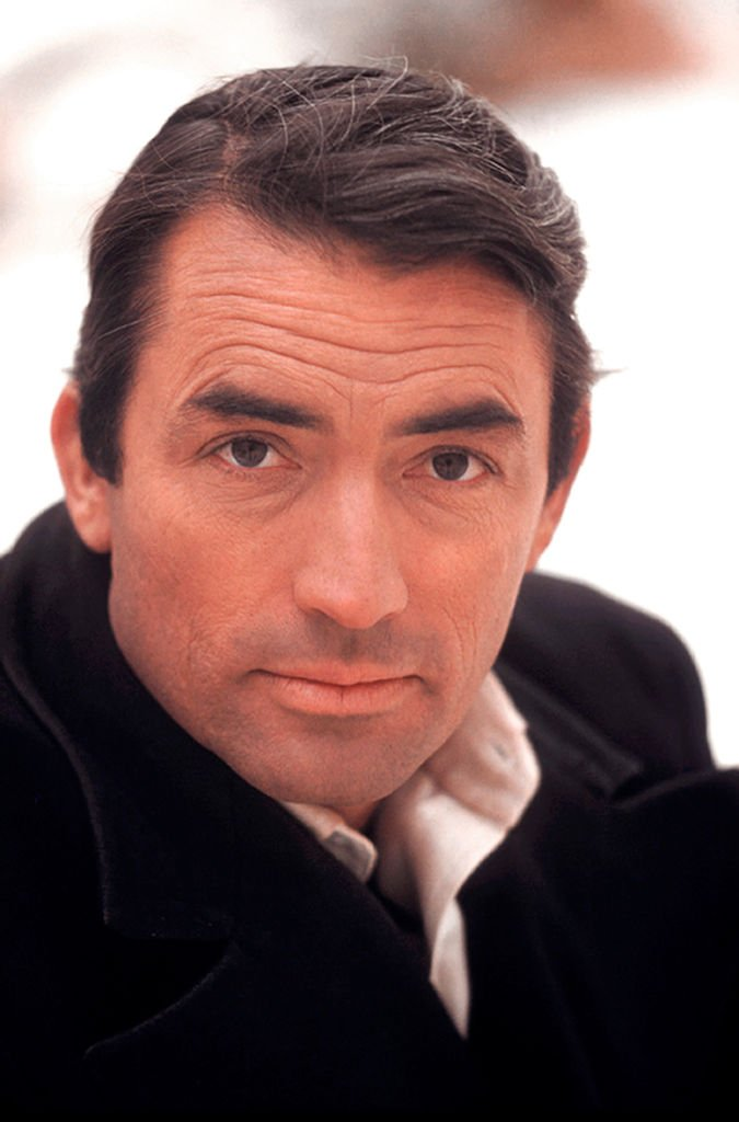 """Gregory Peck on the set of the 1958 Western """"The Big Country""""   Photo: Getty Images"""