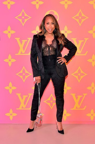 Marjorie Harvey at Louis Vuitton X Opening Cocktail in Beverly Hills, California.| Photo: Getty Images.
