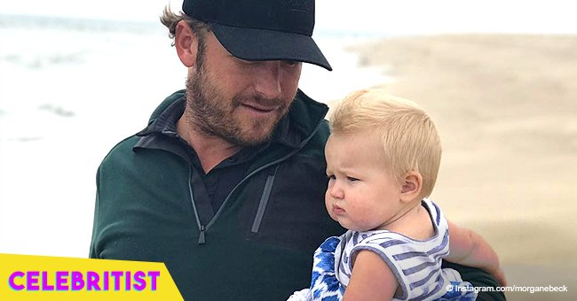 Olympian Bode Miller shares pool photo of son three months after his daughter drowned