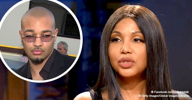 Toni Braxton breaks down in tears, revealing real reason behind her divorce from ex-husband