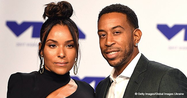 Ludacris Dragged after Saying Daughter with Wife Eudoxie Is 'a Half-African Light Skinned Baby'