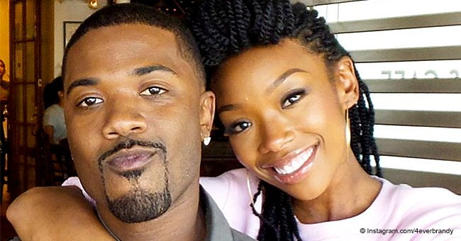 Brandy shares photo with brother Ray J and sweet message on his 38th birthday