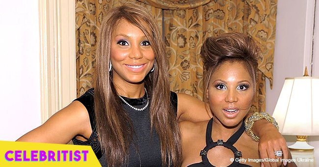 Tamar Braxton claims sister Toni Braxton was recently hospitalized for Lupus