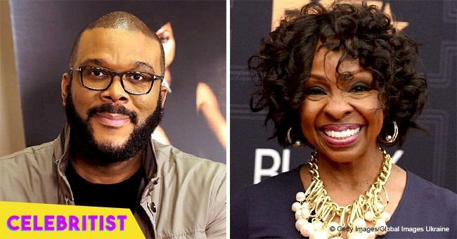 Gladys Knight shares picture with Tyler Perry and sweet message on his 49th birthday