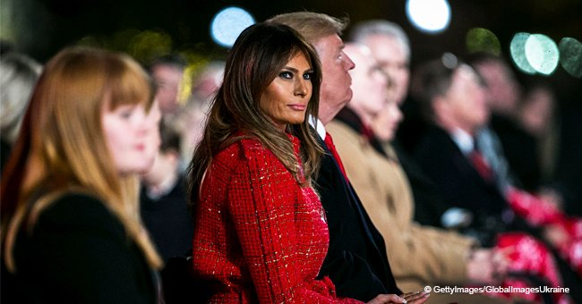 Melania Trump Reportedly Slammed for Sexism after Confusing Foreign Minister with Her Partner