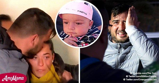 """""""J'ai entendu mon fils pleurer dans le puits"""" : dans la douleur, les parents de Julen répondent aux enquêteurs"""