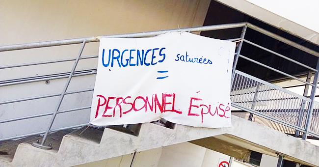 Saint-Étienne : un patient âgé, passe 120 heures sur une civière, dans le couloir de l'hôpital