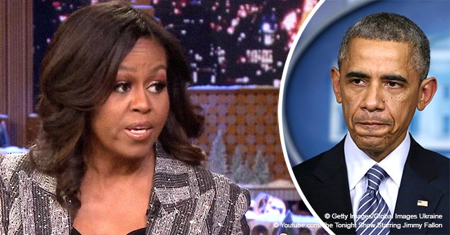 Michelle Obama reveals she took husband Barack to marriage counseling to 'fix' him