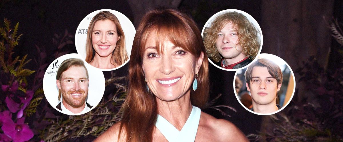 Dr. Quinn : Découvrez qui sont les 4 adorables enfants de Jane Seymour