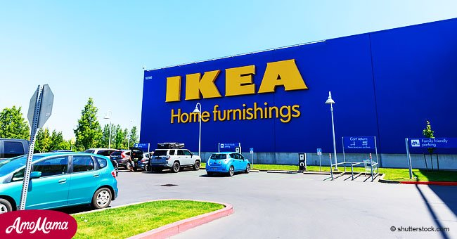 6-year-old child fires a loaded gun in an Ikea store