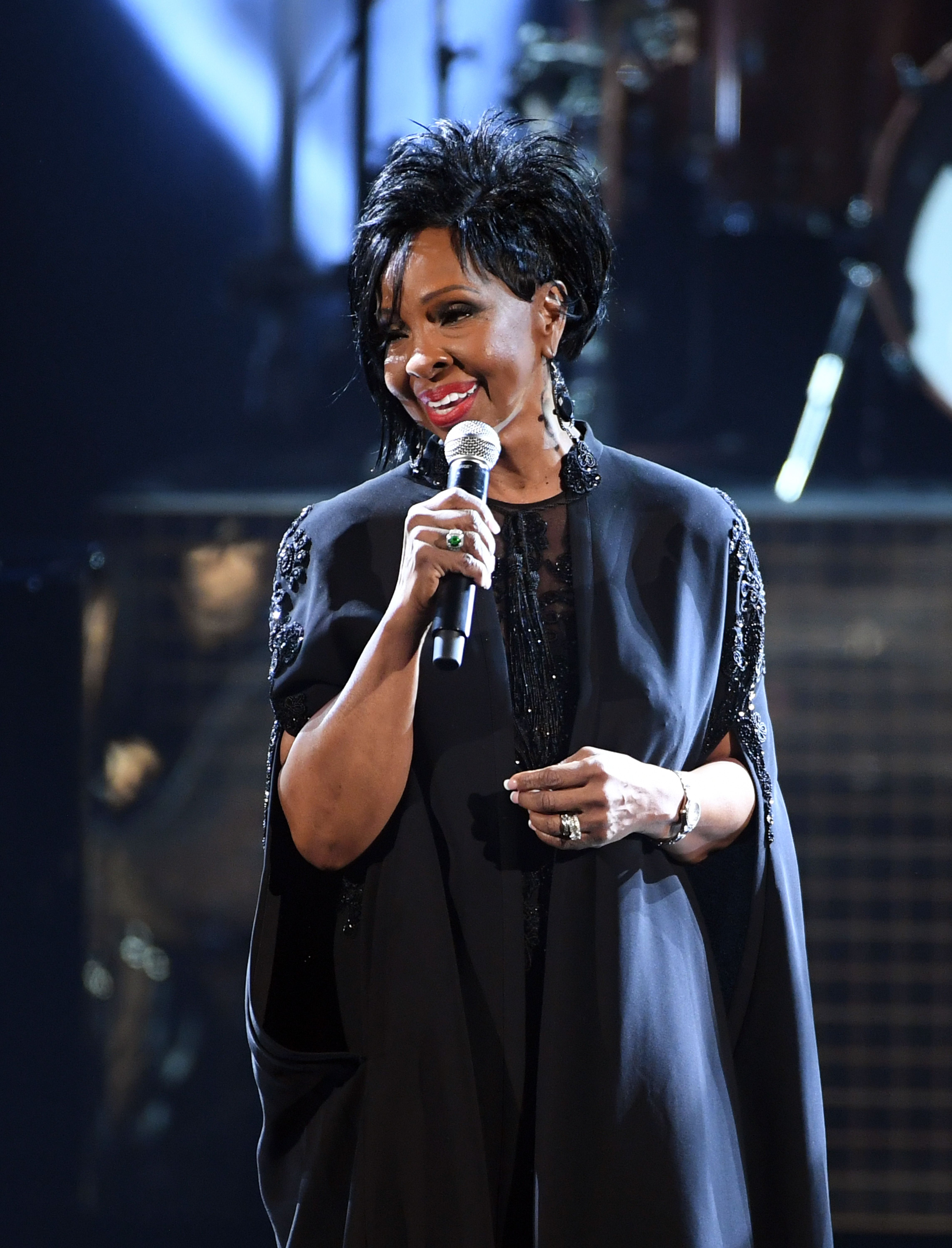 Gladys Knight performs during the 2018 American Music Awards at Microsoft Theater on October 9, 2018 in Los Angeles, California. | Source: Getty Images