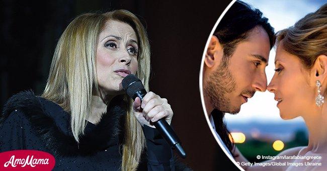 Lara Fabian: qui est cet homme avec lequel la chanteuse a fêté ses 49 ans