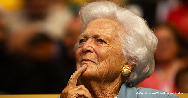'Let Your Son Bring a Friend': Barbara Bush's Letter to Melania Trump Revealed