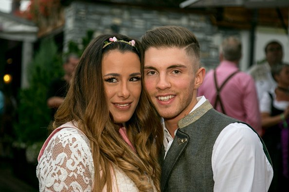 Joey Heindle, Justine Heindle, Almrauschparties In Kitzbühl, 2017 | Quelle: Getty Images