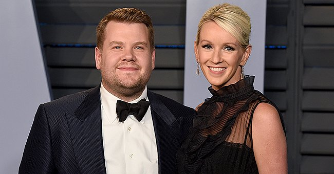 James Corden and Julia Carey on March 4, 2018 in Beverly Hills, California   Photo: Getty Images