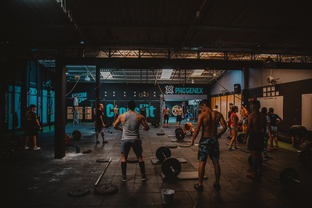 Working out changed his life   Source: Unsplash