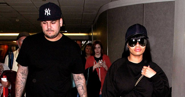 Rob Kardashian Reportedly Claims Ex Wife Blac Chyna Pointed Gun at His Head