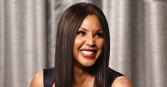 Toni Braxton's Sons Denim & Diezel Are Much Taller Than Her in New Pics Shared on Mother's Day