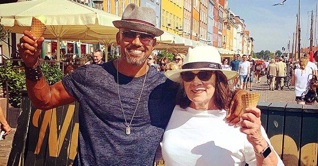 Shemar Moore of 'Young and the Restless' Fame Shares Heartbreaking Video Tribute for His Mom Days after Her Death