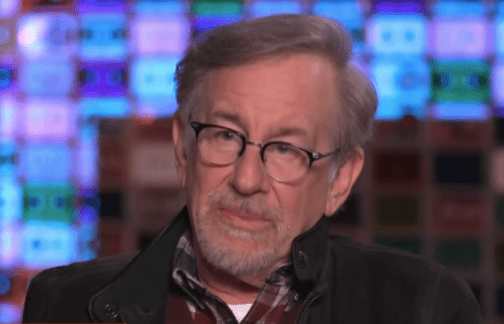 "Steven Spielberg parle de son dernier film ""Ready Player One"" 