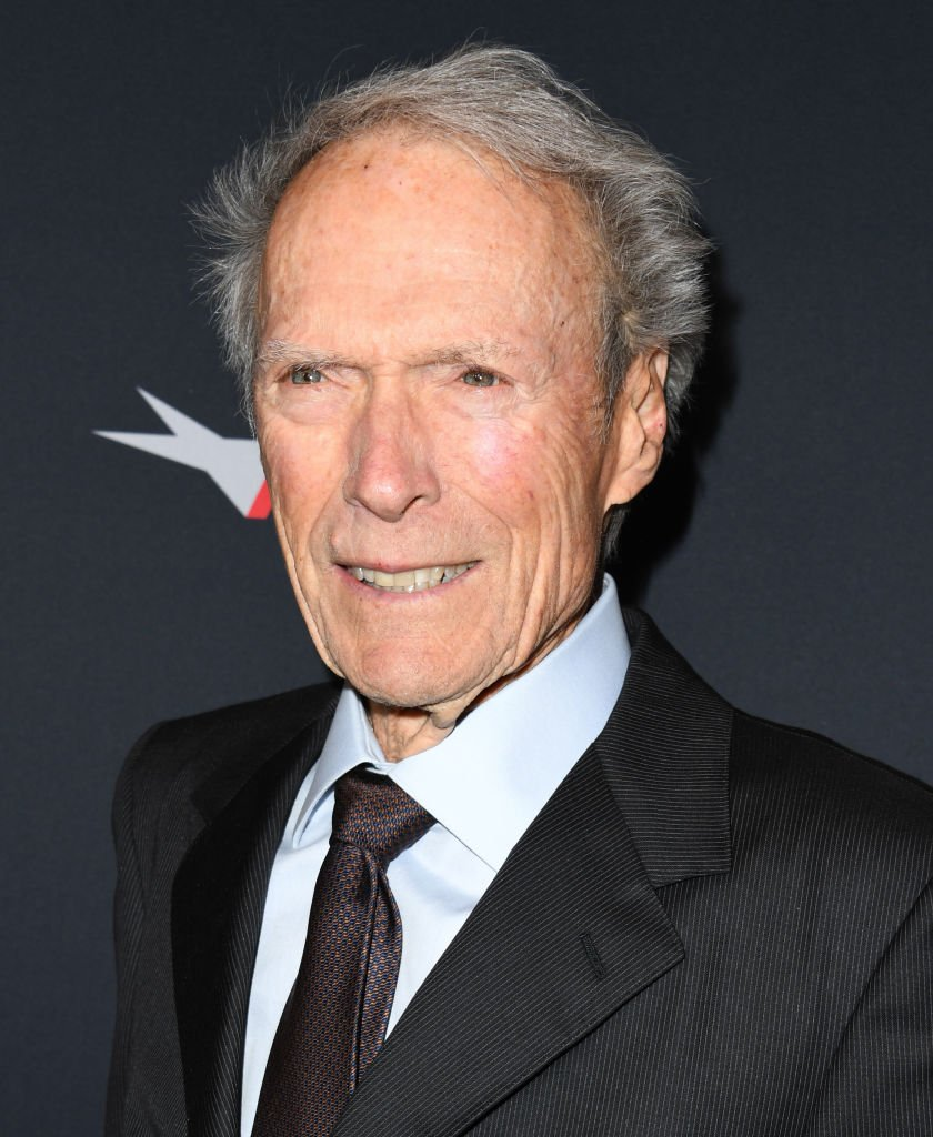 Portrait de Clint Eastwood. | Photo : Getty Images
