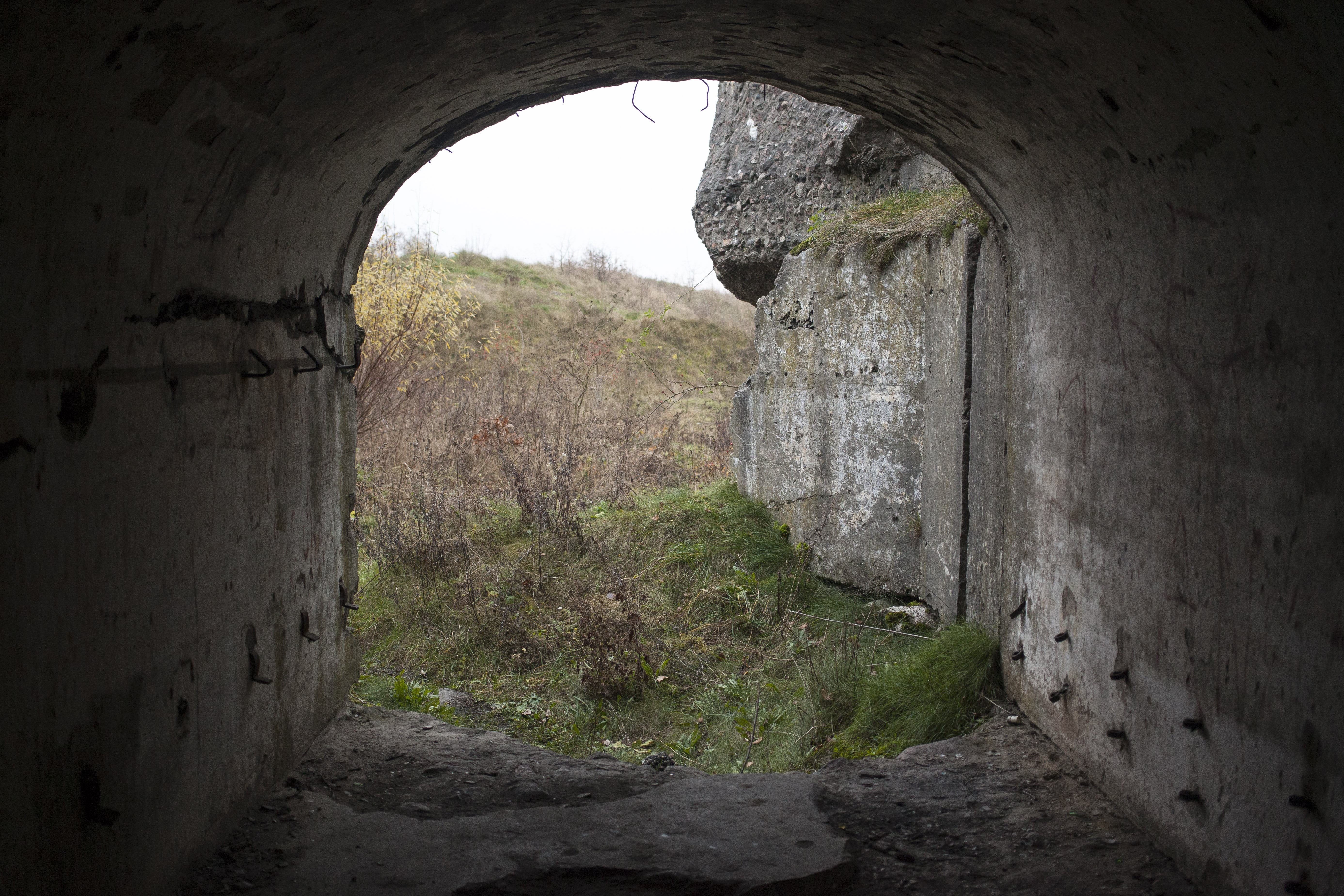 An underground bunker | Photo: Getty Images