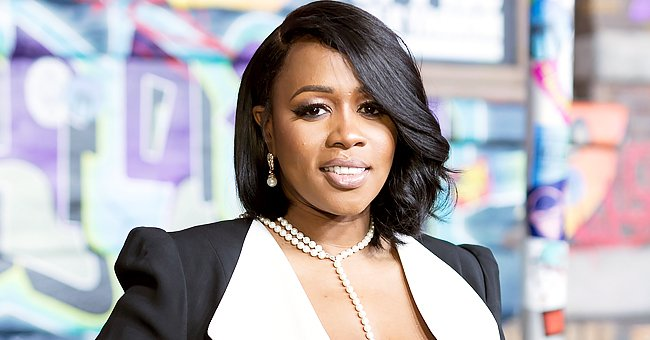 Remy Ma's Baby Reminisce Dives into a Ball Pit While Adapting to the New Room Her Mom Decorated