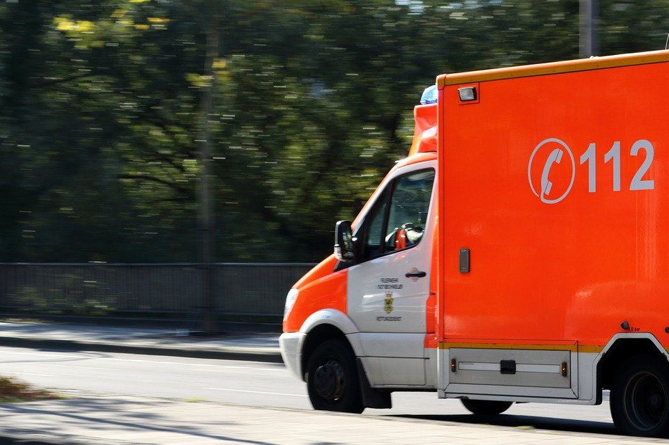Une ambulance. | Photo : Pixabay