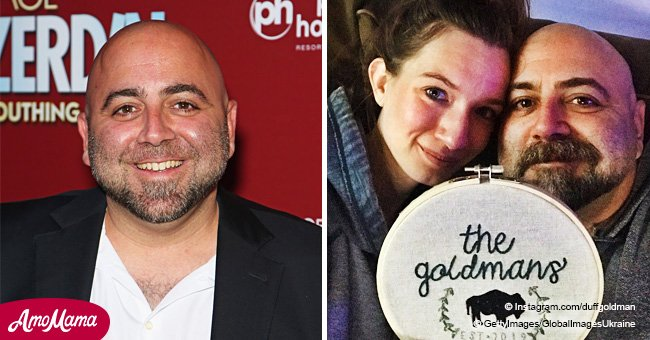 Food Network star Duff Goldman ties the knot in a magnificent museum wedding