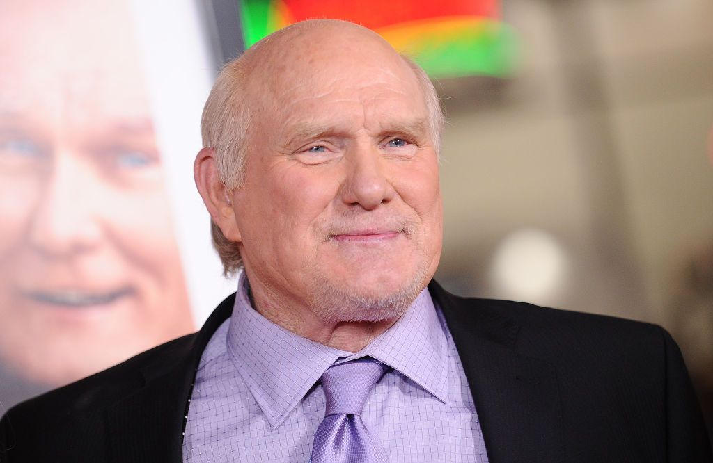 """Terry Bradshaw at the premiere of """"Father Figures"""" at TCL Chinese Theatre on December 13, 2017, in Hollywood, California 