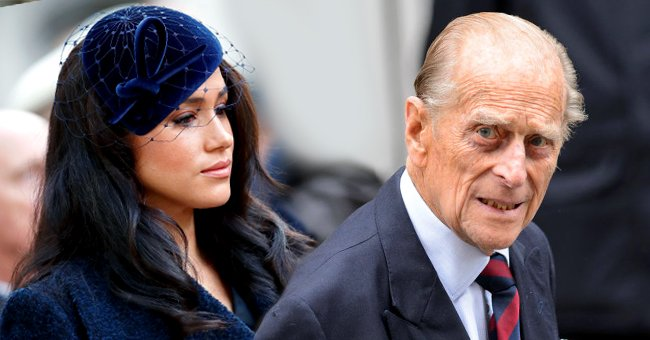 Prince Philip & Meghan Markle Were Both Treated Like Outcasts by Royal Family, Ingrid Seward Claims