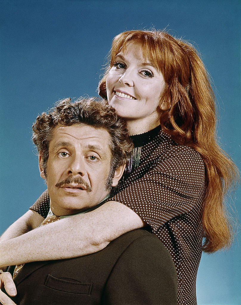 """Jerry Stiller and Anne Meara on """"Kraft Music Hall"""" - Season 13, October 01, 1970 