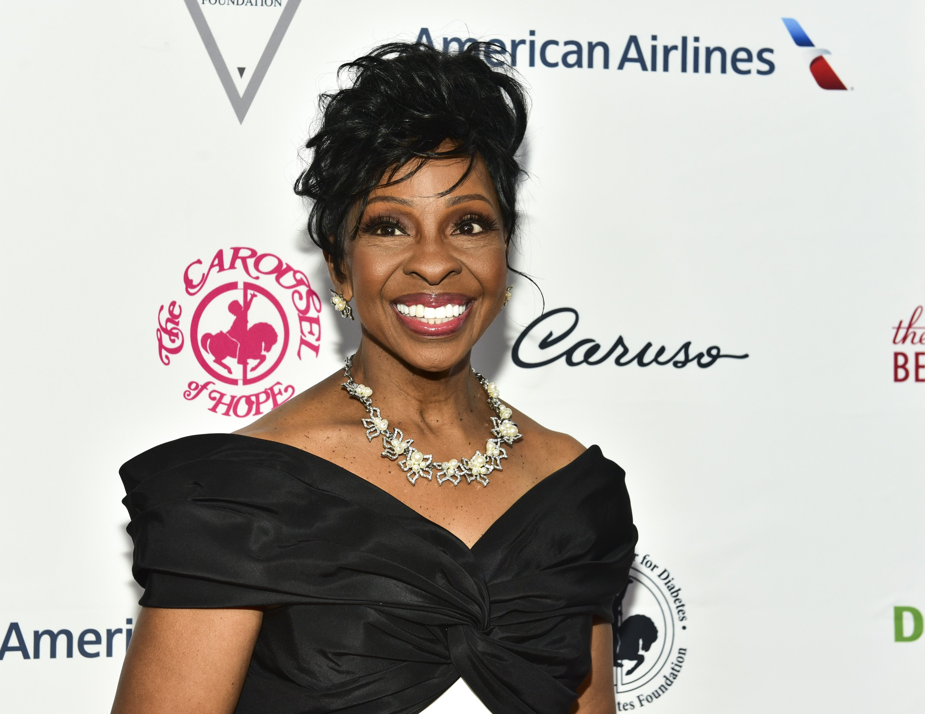 Gladys Knight at the Carousel of Hope Ball on Oct. 6, 2018 in California | Photo: Getty Images