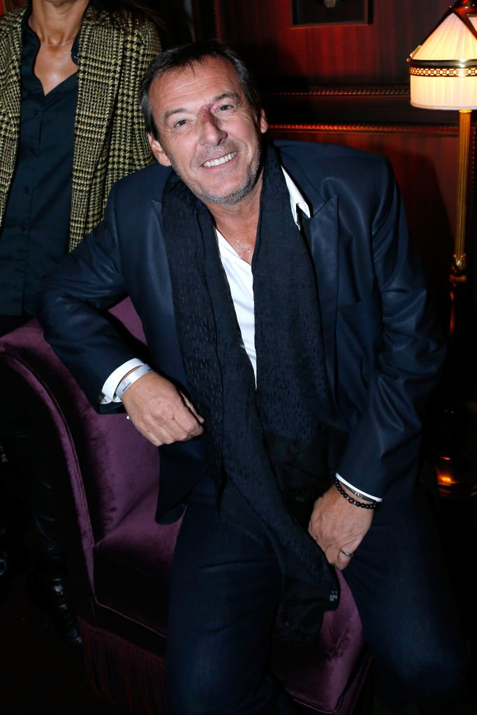 L'animateur Jean-Luc Reichmann le 14 septembre 2017 à Paris. l Source : Getty Images