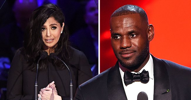 Lebron James Speaks of How Powerful Vanessa Bryant Is after Her Emotional Speech at Kobe's Memorial