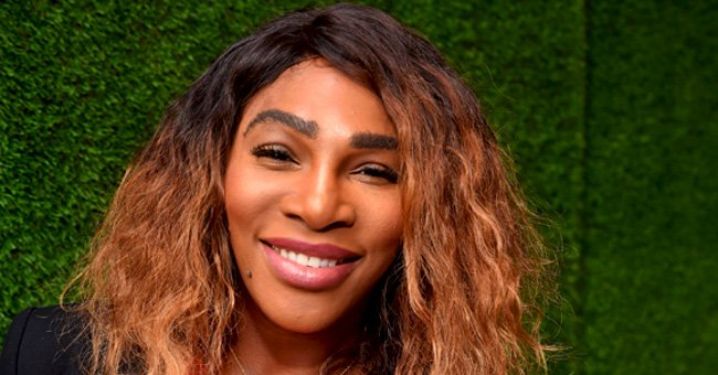 Serena Williams' Daughter Olympia Steals Show during Mom's Morning Skincare Routine Video