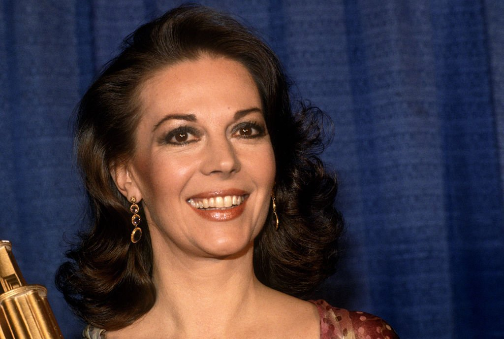 Natalie Wood circa 1980 in Los Angeles, California on January 01, 1980. | Photo: Getty Images