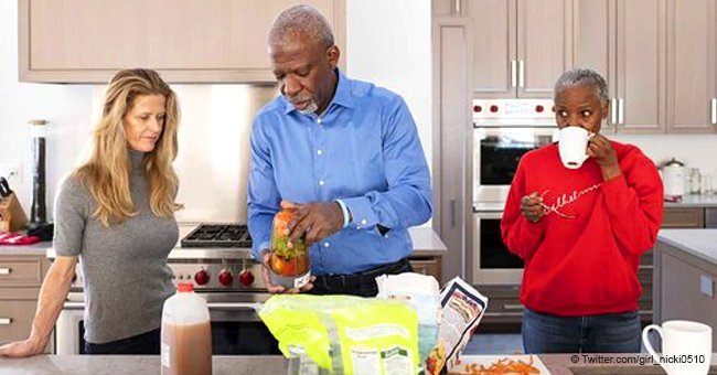 Lifestyle guru B. Smith is suffering from Alzheimer's while husband is dating a new woman